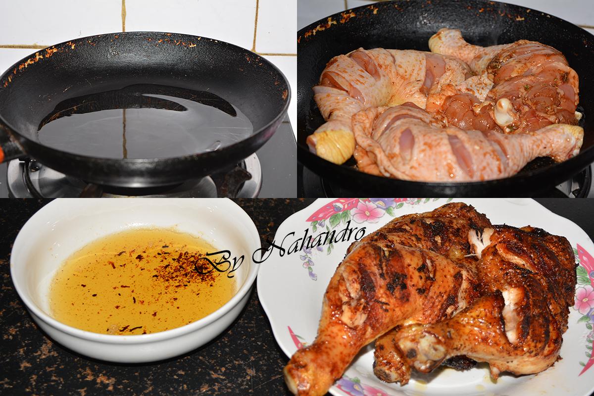 Gansettes au poulet 4