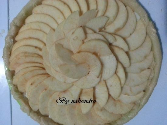 Recette facile de tarte aux pommes 6