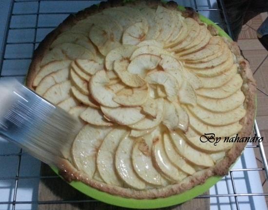 Recette facile de tarte aux pommes 7