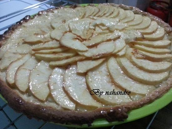 Recette facile de tarte aux pommes 8