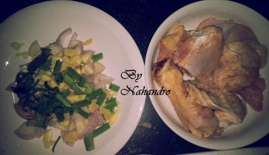 recette facile soupe chinoise bouillon