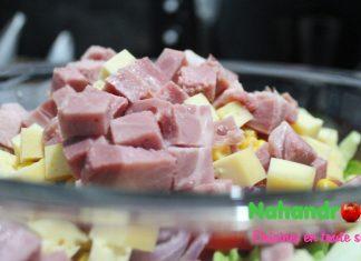 Recette salade composée simple slider