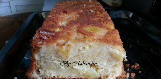 cake a l'ananas main