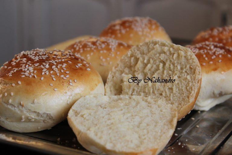 Recette facile de pains à hamburger
