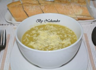 soupe au potiron
