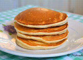 Réussir des pancakes